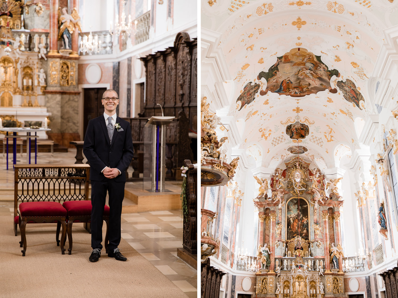 Trauung Hochzeitsreportage Günzburg
