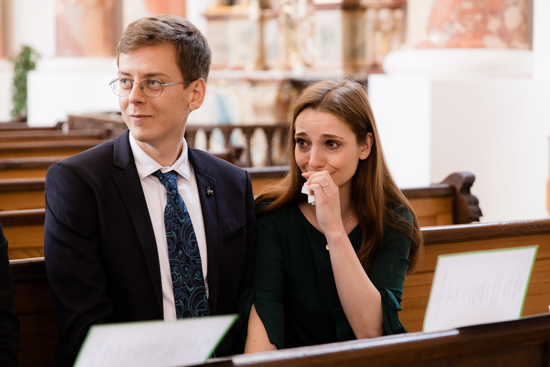 Emotionale Hochzeitsfotografie in Günzburg
