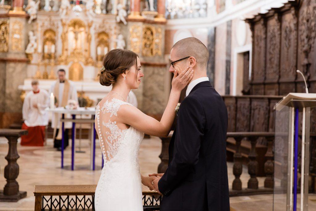 Hochzeitsreportage Günzburg Eheversprechen