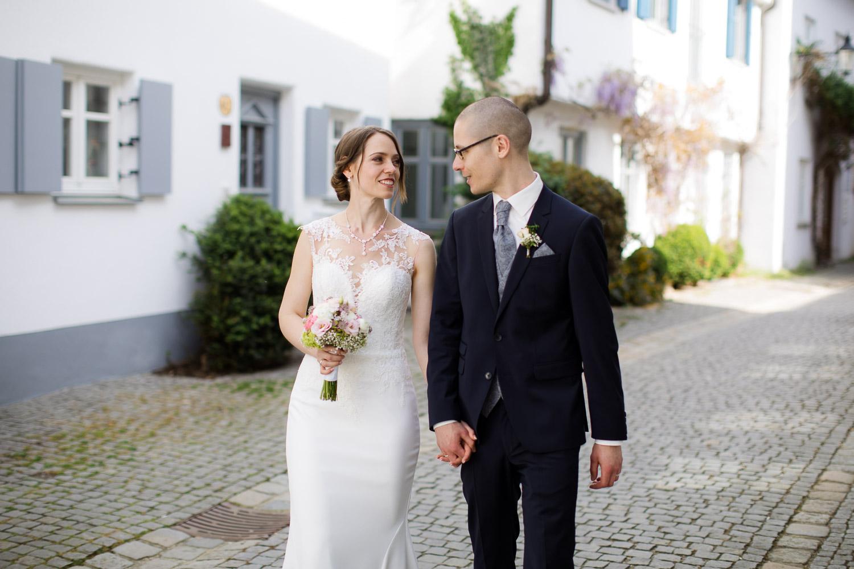 Brautpaar in Günzburg