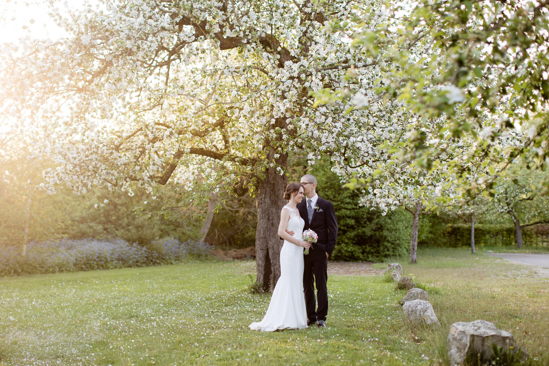 Sunset Brautpaar Neuhof am See