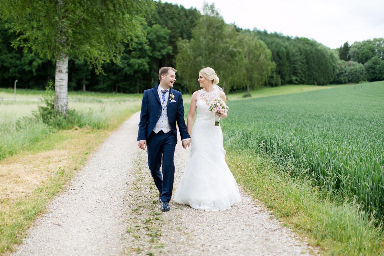 Hochzeitsfotografie Bayern Paarshooting