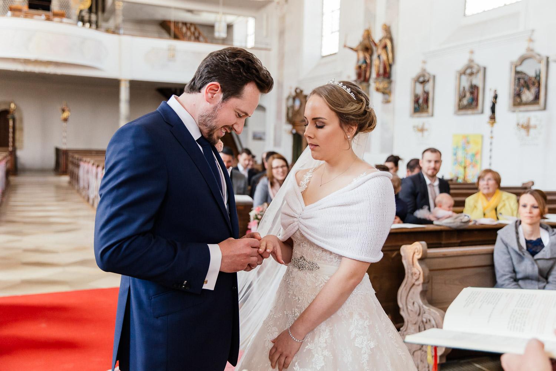 Hochzeitsreportage in Gundelfingen an der Donau