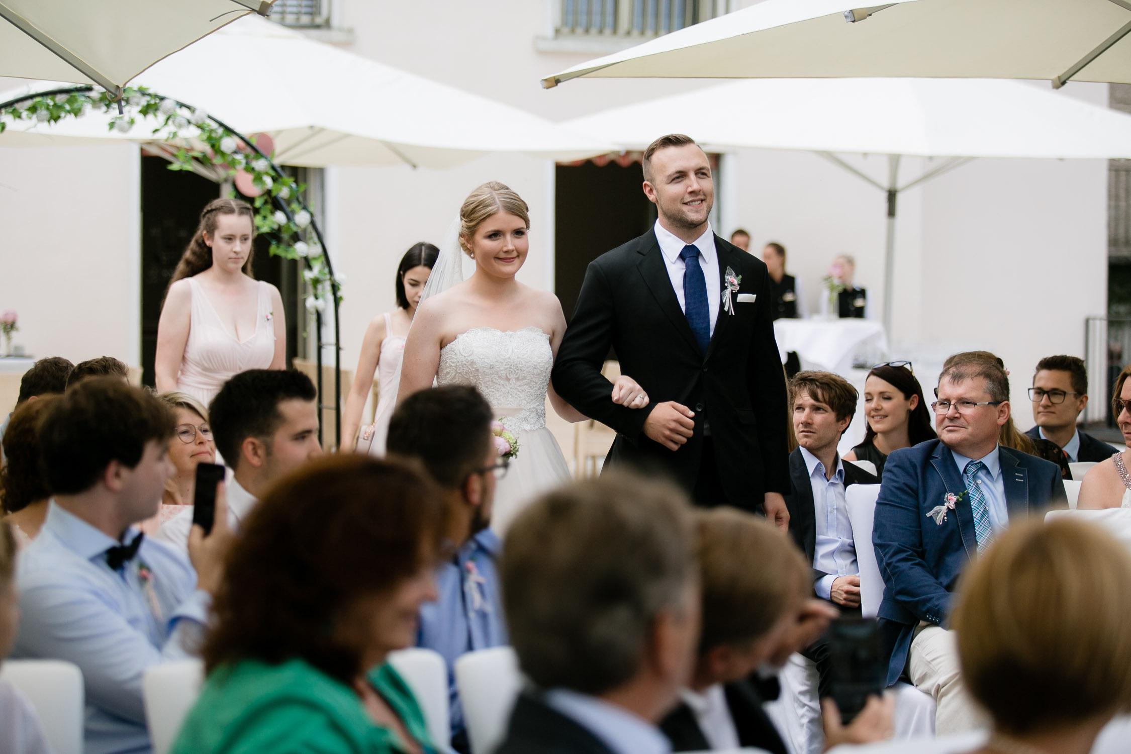 Reportage Hochzeit Salzburg