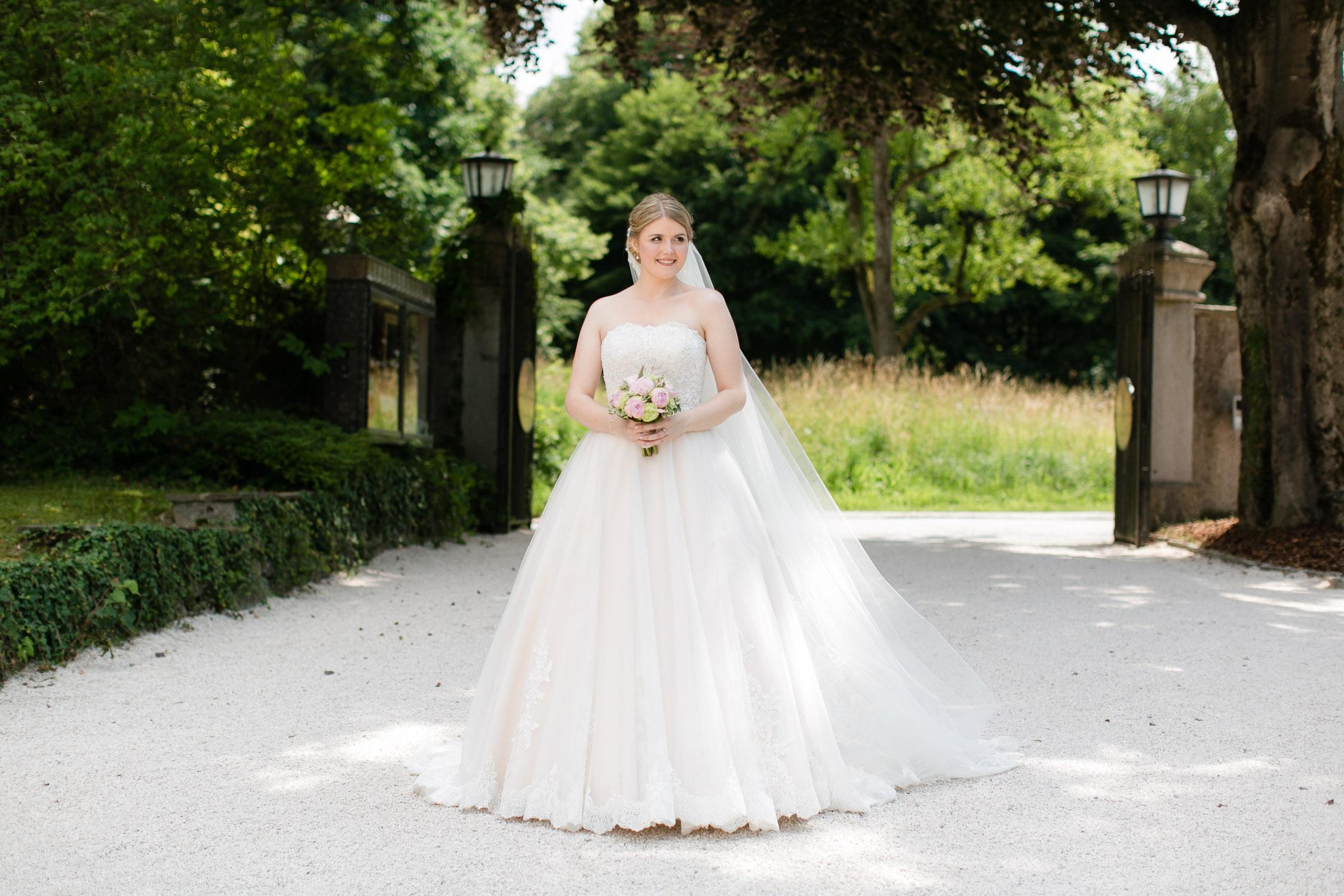 Braut Salzburg