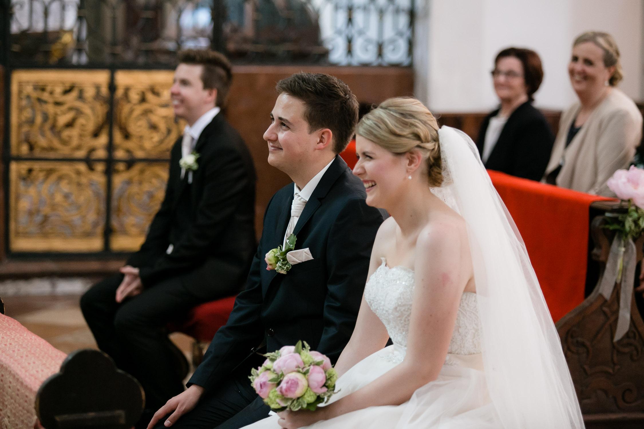 Natürliche Hochzeitsfotografie Salzburg