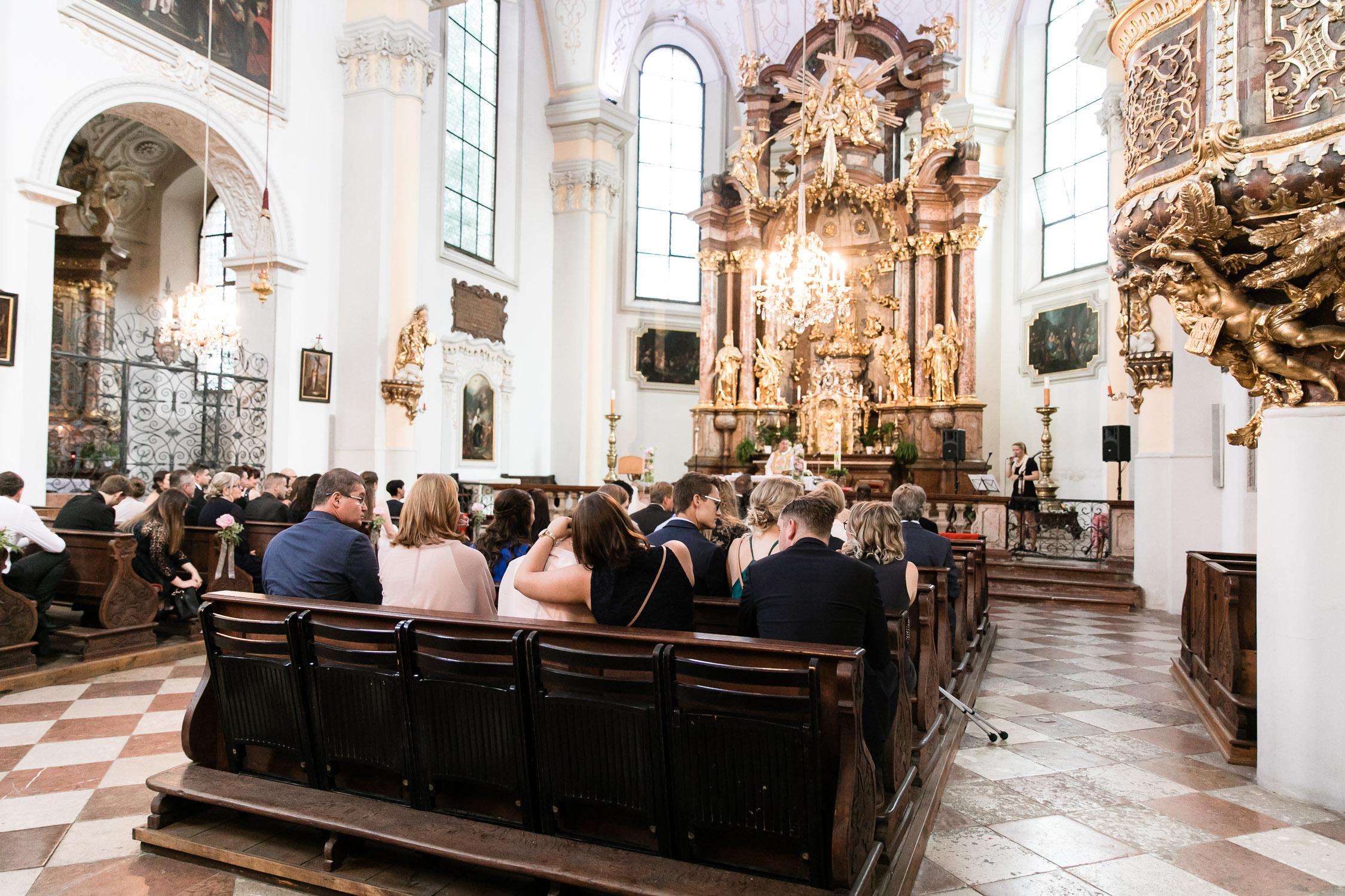 Kirche Salzburg