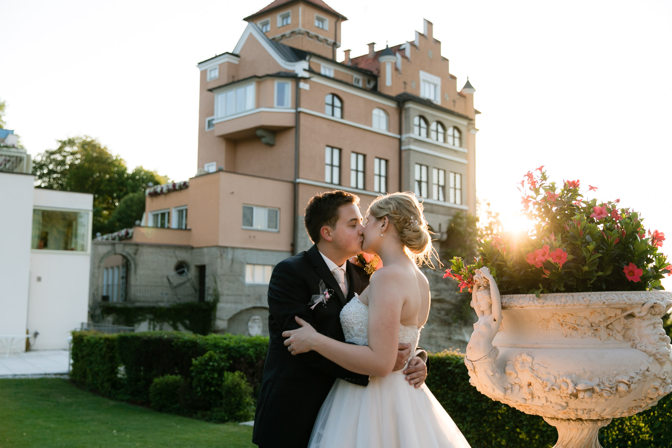 Heiraten im Hotel Schloss Mönchstein