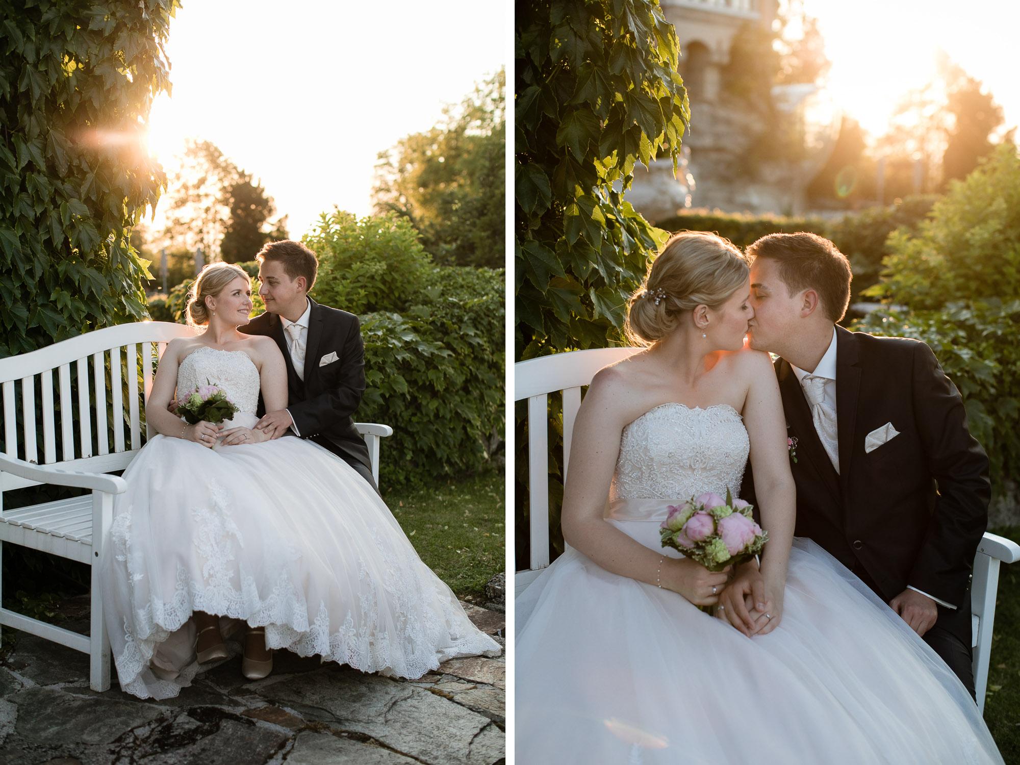 Sunset Shooting Brautpaar Salzburg