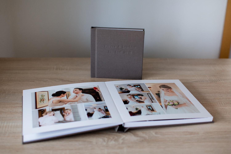 Anna Mardo Hochzeitsfotografie Album
