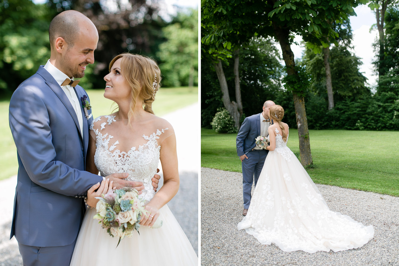 Brautpaar Gut Schwabhof