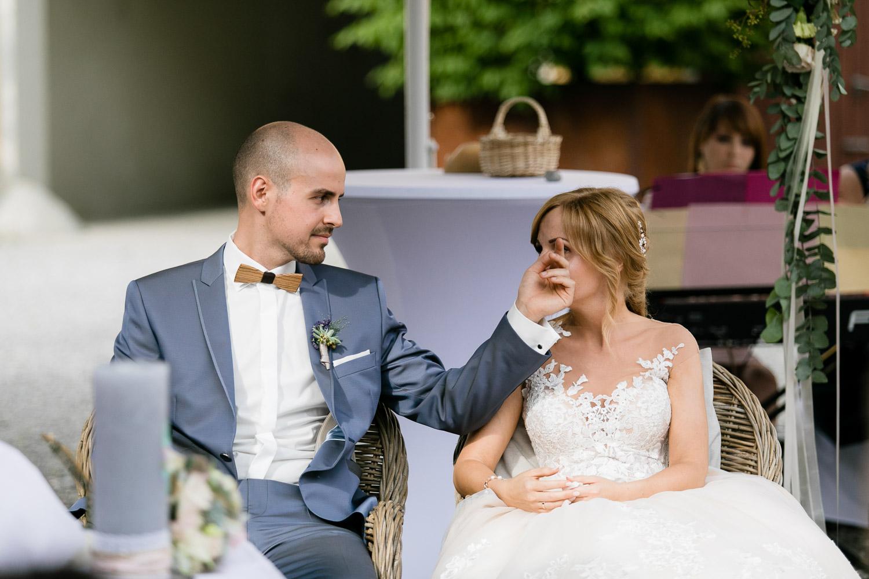 Liebevolle Hochzeitsfotografie für Augsburg