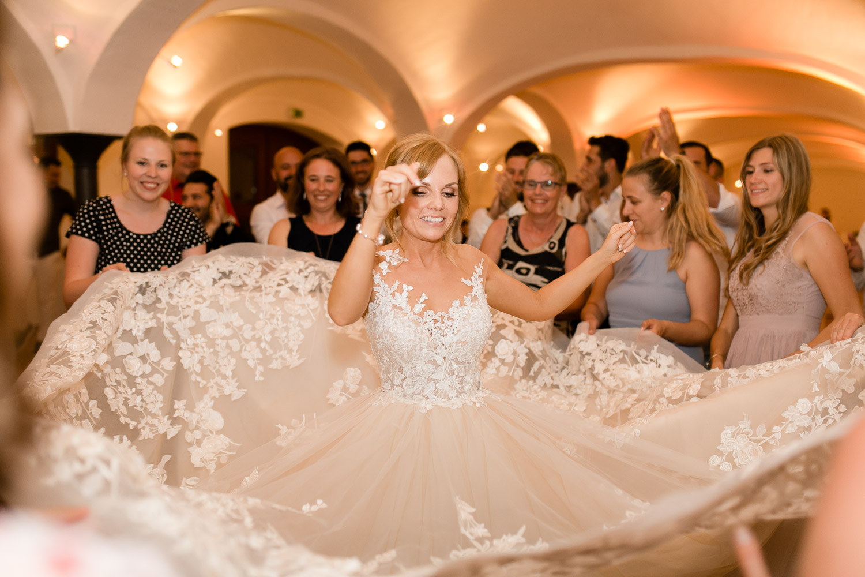 Hochzeitsreportage auf Gut Schwabhof party