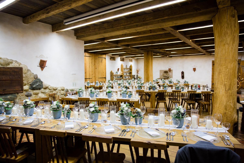 Hochzeitslocation Bayern mit rustikalem Stil