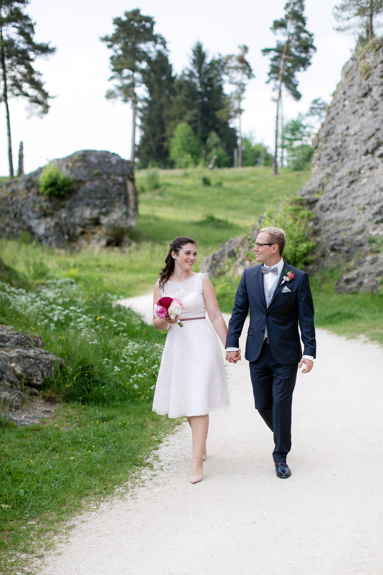 Hochzeitsreportage Schwäbische Alb