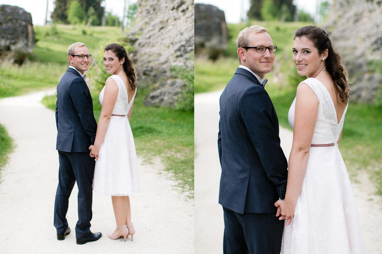 Felsenmeer Wental After Wedding Shooting