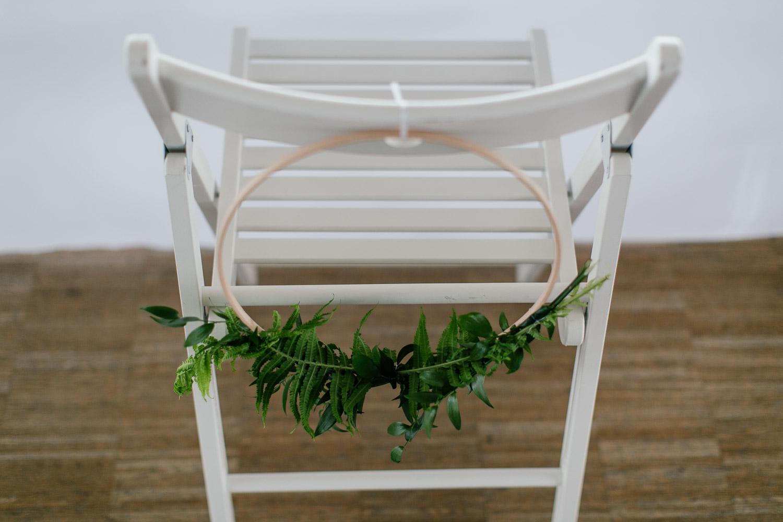 Modern Hochzeitsinspiration im Upside east