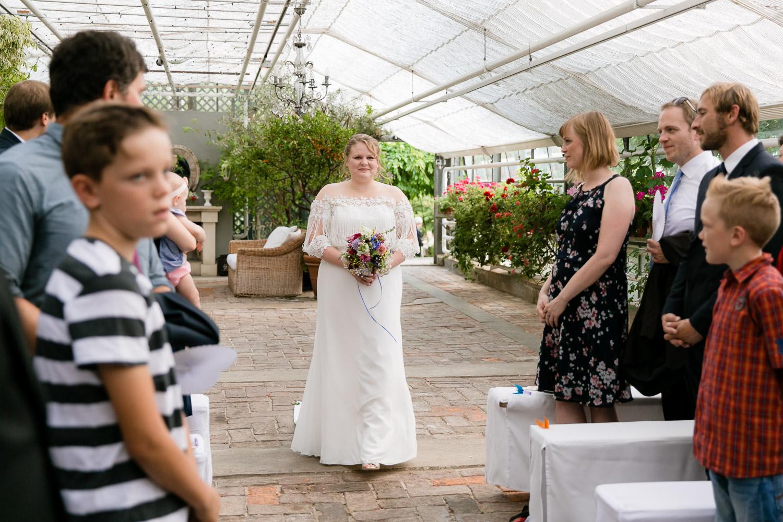 Reportage Hochzeit Alte Gärtnerei