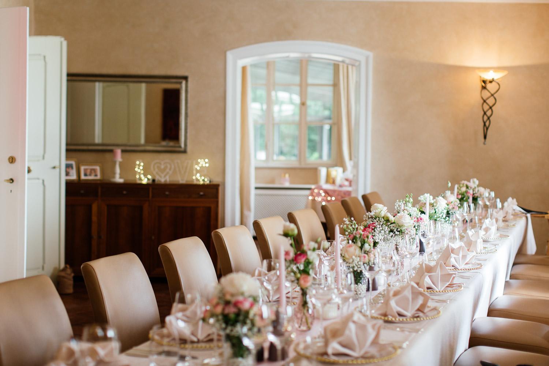 Heiraten in München - La Villa