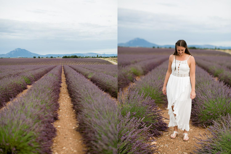 Boho Photoshooting Provence