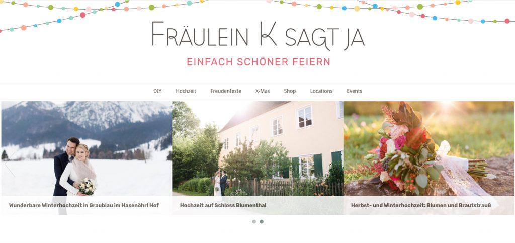 Hasenöhrl Hof Hochzeit