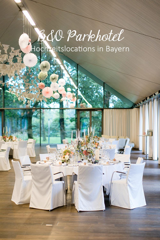 B&O Parkhotel Hochzeit in Bad Aibling