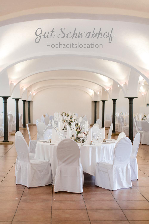 Hochzeit im Gut Schwabhof bei Augsburg