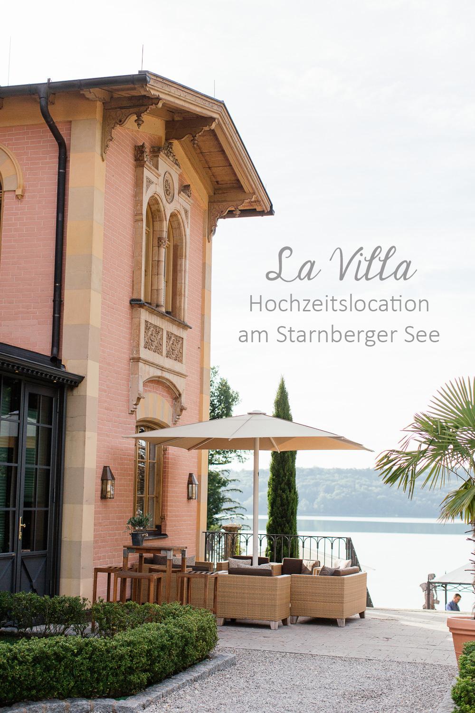 Starnberger See Hochzeit - La Villa - Restaurant