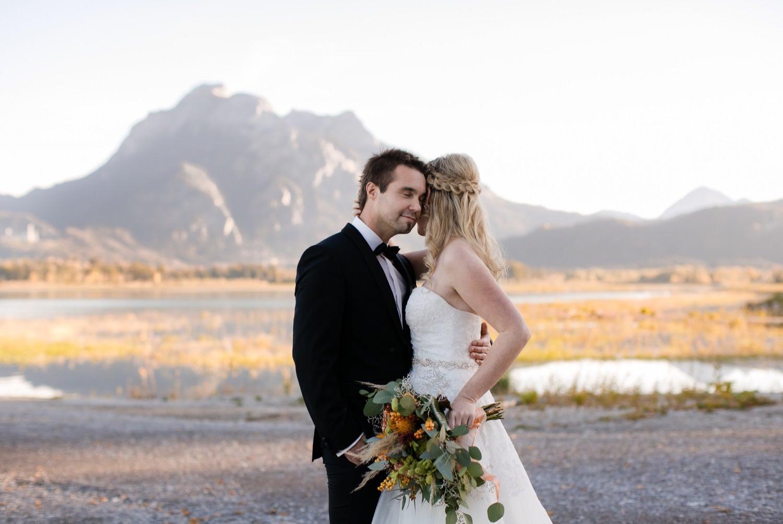 Forggensee Hochzeitsfotografie