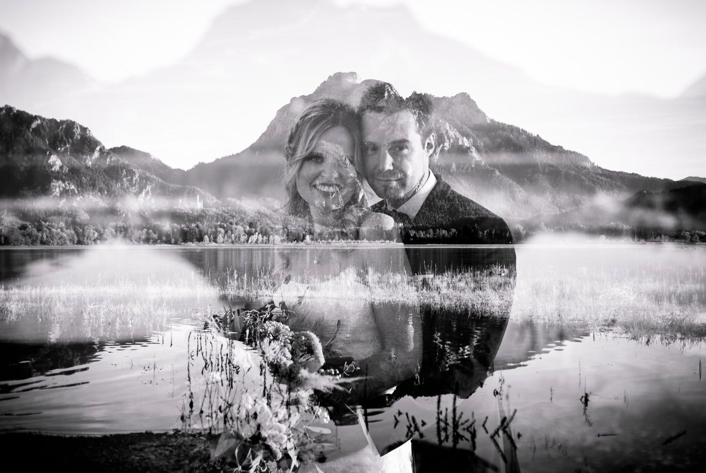 Berg Hochzeit Forgensee