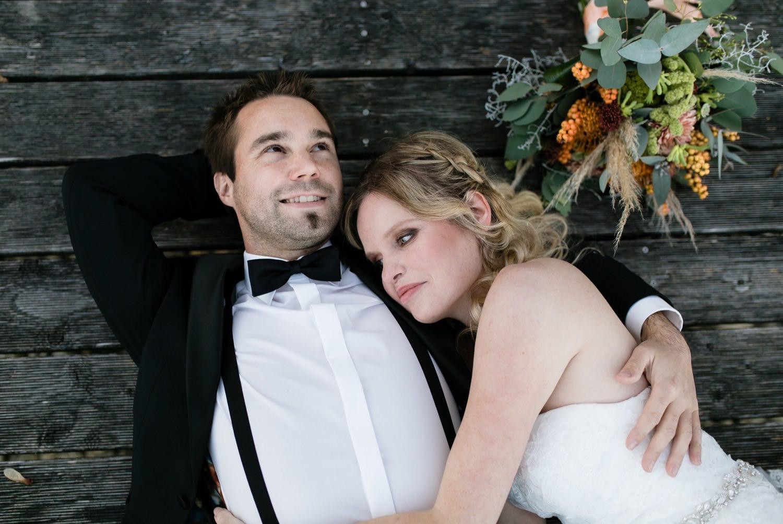 Brautpaar Fotoshooting Neuschwanstein