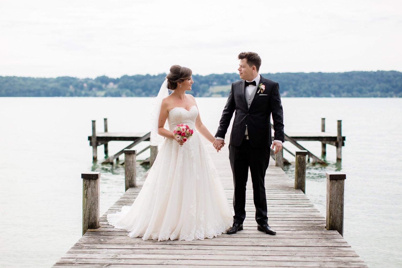 Starnberger See Hochzeit