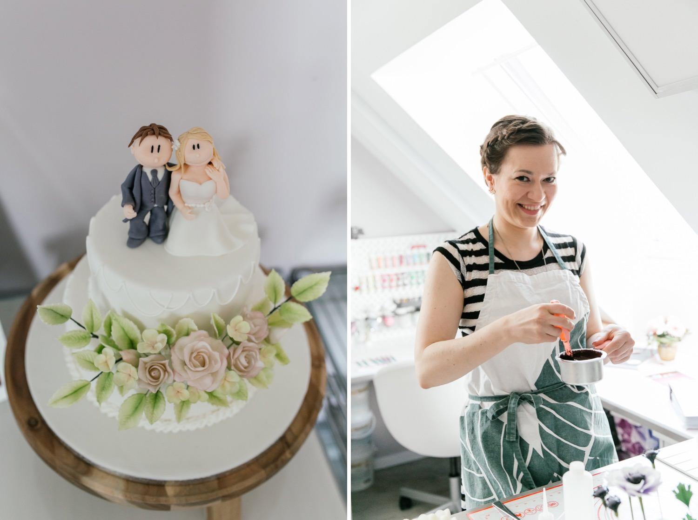 Hochzeitstorte Bäckerin Burgau