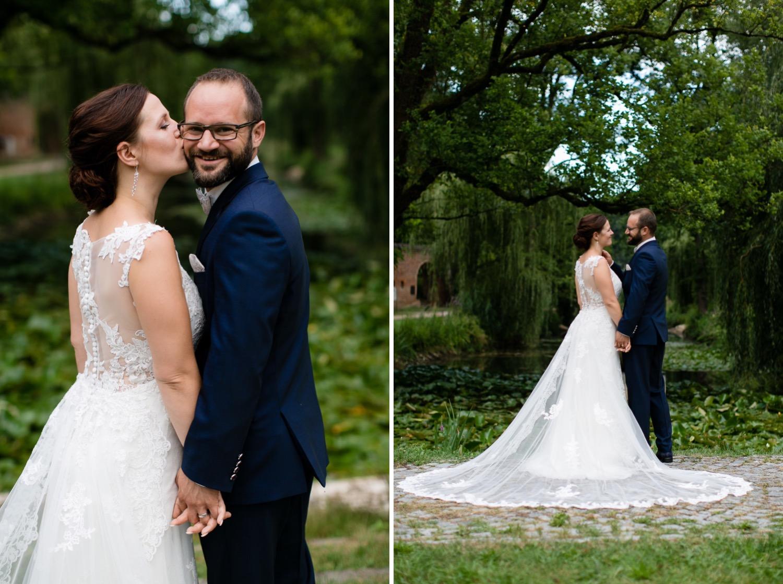 Brautpaarshooting Neu-Ulm Glacis