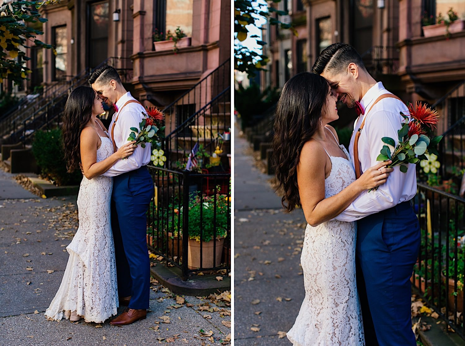 Elopement in Brooklyn New York