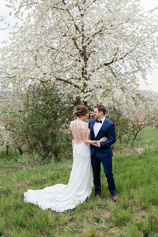 Fotoshooting Brautpaar nähe Ulm