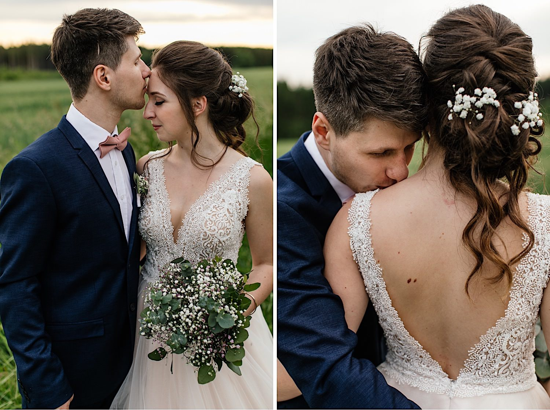 Brautpaar Fotoshooting in Bayern