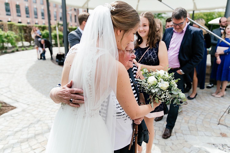 Hochzeit im Kesselhaus in Kolbermoor