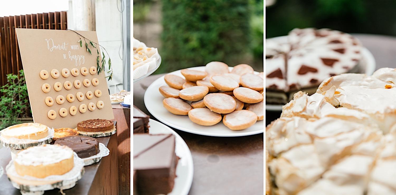 Kuchen Hochzeit in Bayern