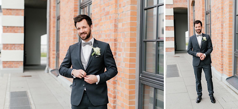 Industrial style wedding munich