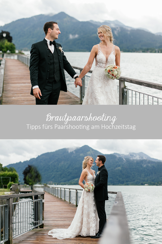 Hochzeitstipps für das Brautpaarshooting am Hochzeitstag