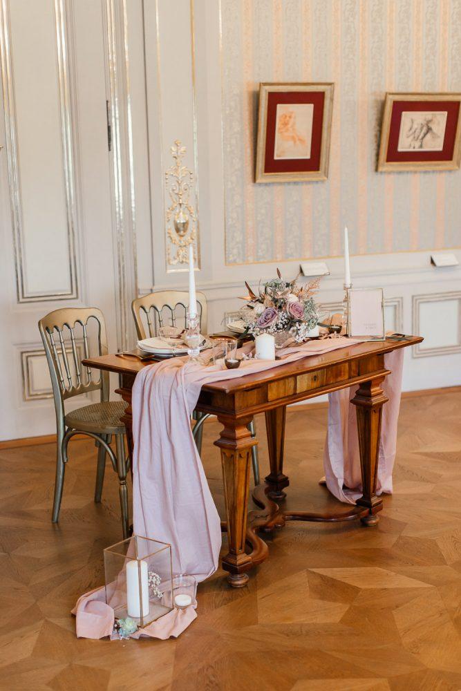 Hochzeitsdekoration Wien