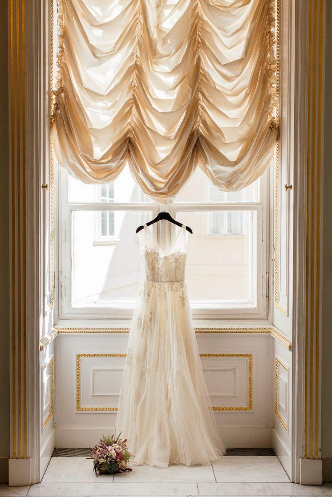 lebendige Hochzeitsfotografie in Wien