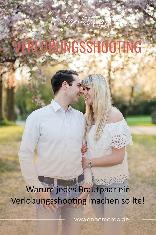 Verlobungsshooting Tipps und Gründe