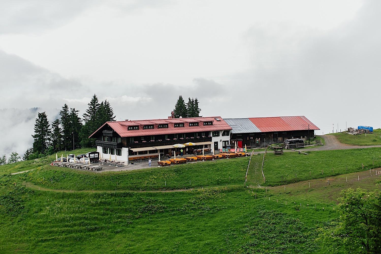 Falkenhütte Oberstaufen Hochzeit