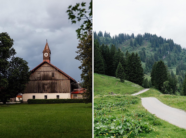 Hochzeitsfotograf Bayern Berghochzeit