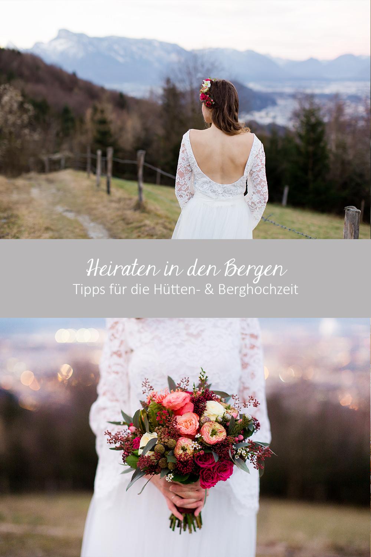Tipps für die Hochzeit in den Bergen