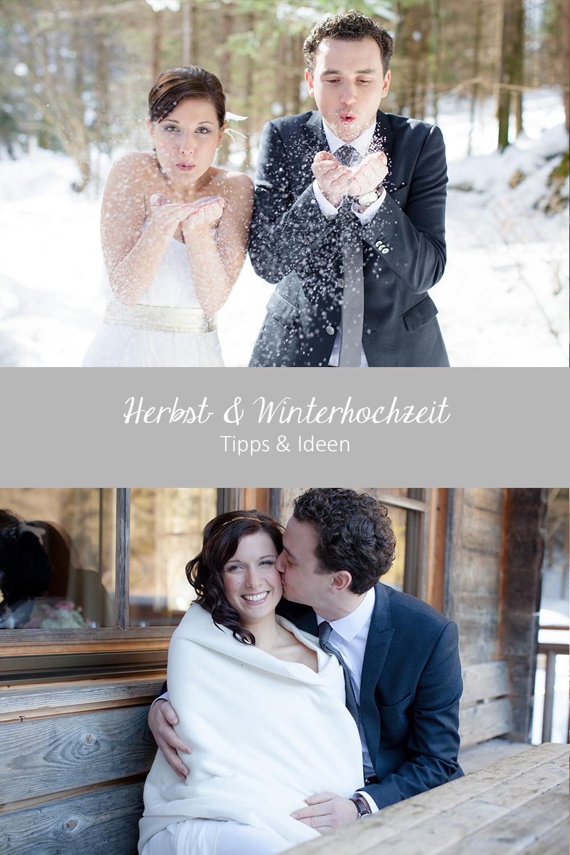 Herbst- & Winter Hochzeit Tipps und Trends