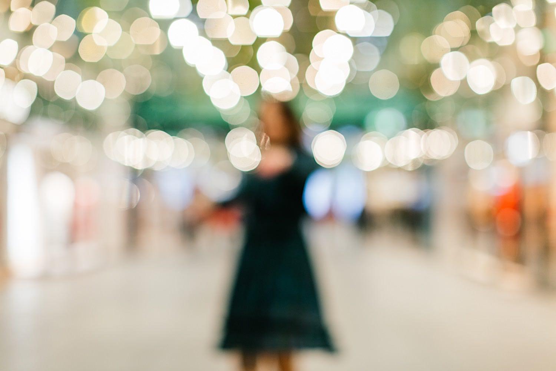 Fotoshooting mit Sängerin aus München