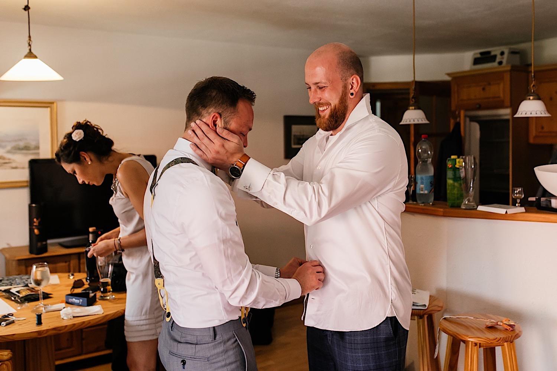 Trauzeugen Foto - Hochzeit in Utzenaich